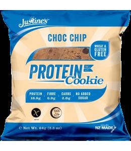JUSTINE'S протеиновое печенье  шоколад