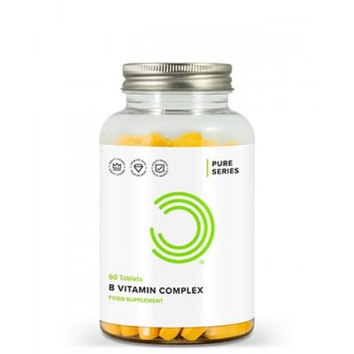 B Vitamin Complex Tablets – in Geneva