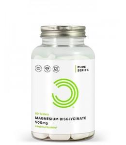 Comprimés de Bisglycinate de Magnésium 500 mg