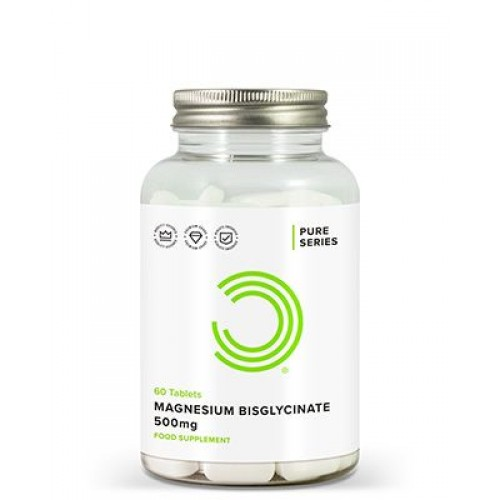 Magnesium Bisglycinate Tablets 500mg – in Geneva