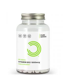 Comprimés de Vitamine B12 1 000 mcg